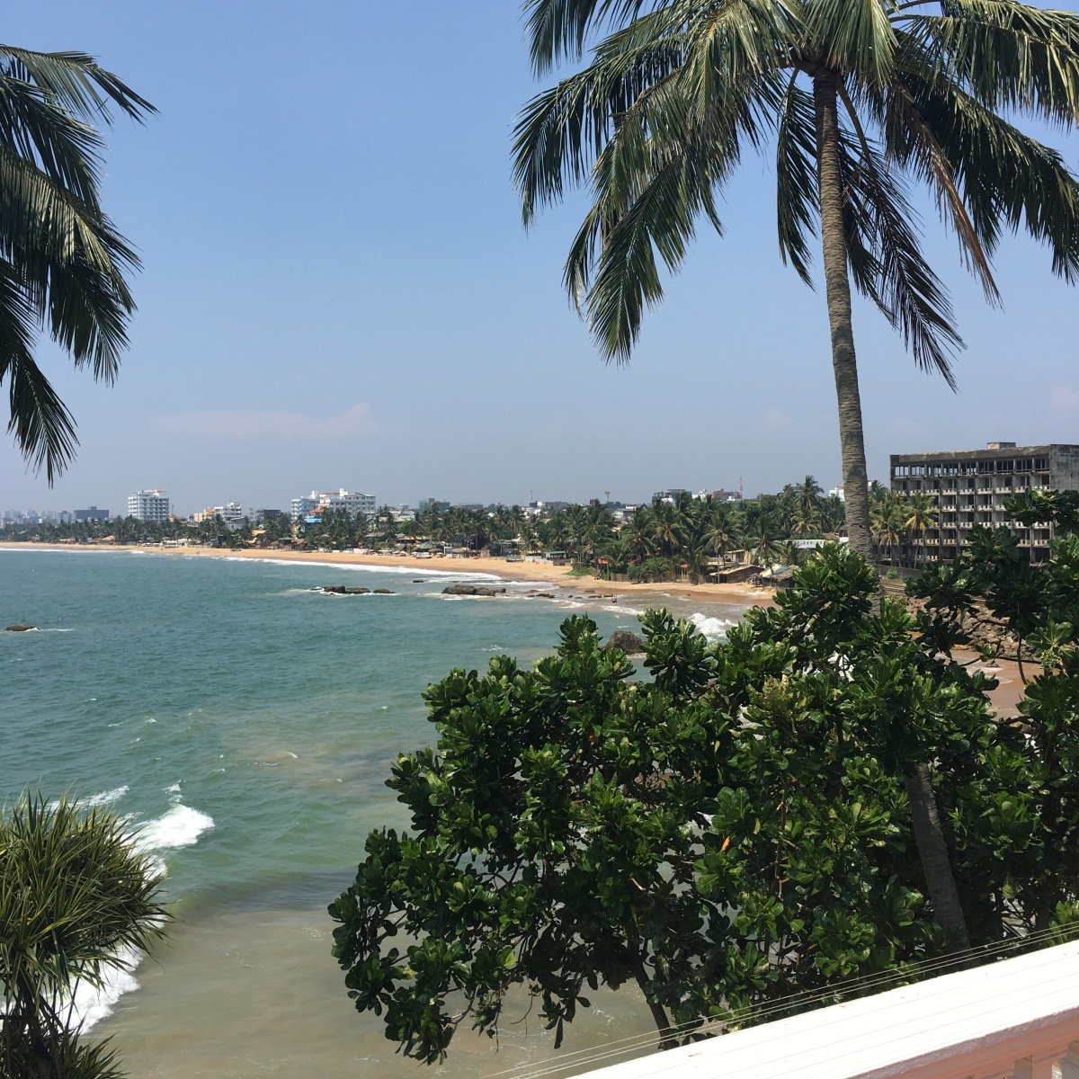 how to say welcome in sri lanka