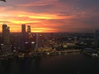Singapore…we walked in and rolled out